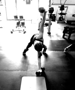 pushup press