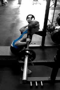 box squat